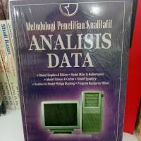 Metodologi Penelitian Kualitatif Analisis Data -Prof Dr Emzir