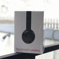 Beats Solo 3 Wireless Black Original cck iphone 6 6s 7 plus