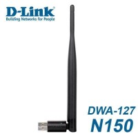 D-Link DWA-127 N150 USB Dongle Wifi Adapter DLINK DWA127 150mbps