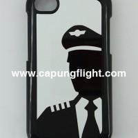 Case HP BB Q10 SILUET PILOT