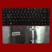 KEYBOARD LENOVO G400 BLACK (0508014)