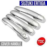 SUZUKI ERTIGA R3 COVER HANDLE CROME VARIASI MOBIL TMC STORE