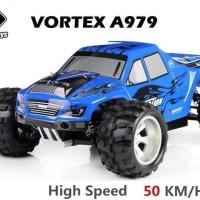 RC VORTEX WL TOYS MONSTER TRUCK A979 1:18 50KM/H