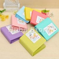 Album 2Nan Colorful 64 Foto Fujifim Instax Mini Polaroid 8/9/90/SP etc