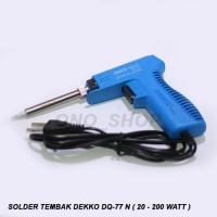 Solder Dekko DQ 77-N ( 20-200 Watt ) PROMO B10 70222