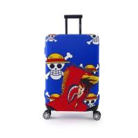 "Sarung Pelindung Koper / Luggage Cover ""Neo Caribbean"" Size L, XL-"