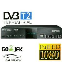 Jual RECEIVER/DEKODER SET TOP BOX TV DIGITAL DVBT2 SKYBOX H-1 Murah