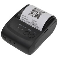 Zjiang Printer Resep Thermal Bluetooth - ZJ-5802 - Black