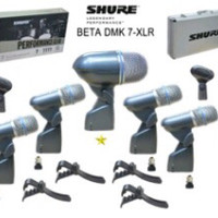microphone DRUM SHURE BETA DMK-7XLR