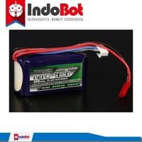 Baterai Turnigy Nano-tech 850mah 3s 25c