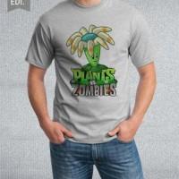 Plant VS Zombie 02 - Kaos Game / Kaos Distro / Kaos Pria