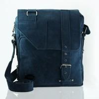 Tas Selempang Pria Gandrung Biru / Sling Bag Produk Local Indonesia