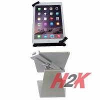 Universal Tablet PC Holder & Lock - Kunci Mount Tablet PC - Ipad Stand