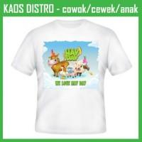 Kaos Hay Day 2 HD11 Oblong Distro