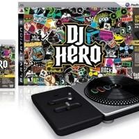 DJ HERO FOR PS3 Terbaik