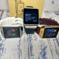 Jual super murah Smart Watch DZ09 / U9 With Camera, SIM Card & Micro SD - F Murah