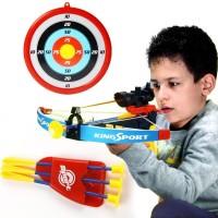 harga Crossbow Set 35881k-1 - Mainan Panah & Sasaran 1 Set Tokopedia.com