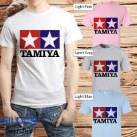 Baju kaos t-shirt anime tamiya lets go 12