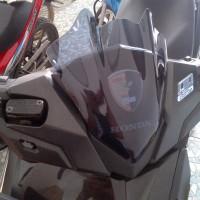 Jual Visor Variasi Tanduk Honda Vario 150 Murah
