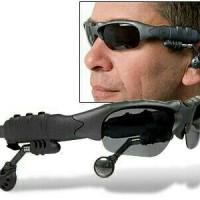 Kaca Mata Sports MP3 Bluetooth Stereo Music