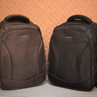 Tas Ransel Punggung Backpack Real Polo Cavallo Original Hitam