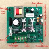 AC 110V/220V Permanent Magnet DC Motor Speed Controller Control Board