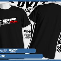 Kaos/T-shirt Honda CBR 250RR 2017 Total Control