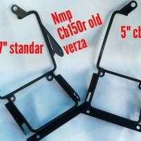 BREKET PESEK/DUDUKAN LAMPU PESEK/ BRACKET PESEK CB 150 R - VERZA - NEW MEGA PRO