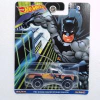 1980 dodge macho power wagon - DC - Batman