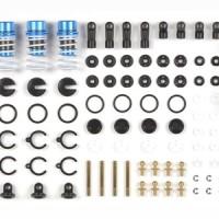 42102 Tamiya TRF Special Damper Set - Hard Black Coating