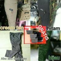 Jual CELANA Panjang TACTICAL BLACKHAWK / Celana Tactical Polisi Murah