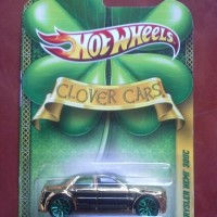Hot Wheels Clover Cars CHRYSLER HEMI 300C