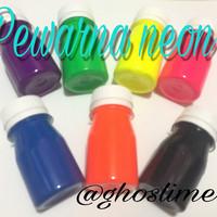 pewarna neon 70ml/pewarna slime/slime colouring