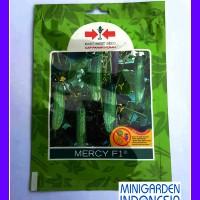 Jual Pack 175 Benih BIbit Timun MENTIMUN Tahan Virus Mercy F1 Panah Merah Murah
