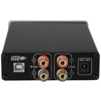 TOPPING TP23 CLASS-T DIGITAL AMPLIFIER TRIPATH TA2021 WITH USB DAC -