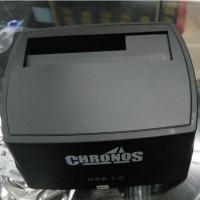 """CHRONOS DOCKING STATION 2.5"""" 3.5"""" SATA HARD DRIVE USB 3.0"""