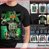 Kamen Rider 18 - BAJU KAOS DISTRO PRIA WANITA ANAK OCEAN SEVEN