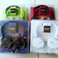 Headphones HeadsFree Sony Extra Bass MDR-XB400