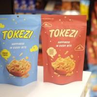 Tokezi - Kripik Keju - Cheese Stick - Cemilan / Snack / Makanan Ringan