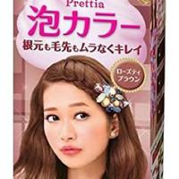 LIESE PRETTIA Bubble hair colour Rose tea brown
