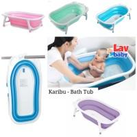 Jual Karibu Folding Baby Bath Tub Bak Mandi Bayi Lipat Murah