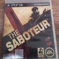 Jual BD PS3 THE SABOTEUR - PLAYSTATION PS 3 ORIGINAL MULUS Murah