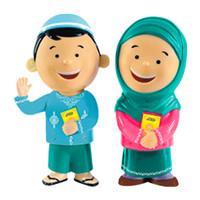 Jual Hafiz Doll Boneka Mengaji Hafizah Talking Doll Versi Bilingual Bahasa Murah
