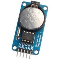 DS1302 Real Time Clock Module RTC DS 1302 Modul Pencacah Waktu Arduino