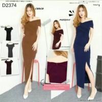 Jual Sabrina Bodycon Dress D2374 Murah