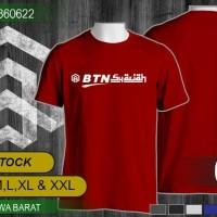 Kaos Murah Bank BTN Syariah Distro Keren