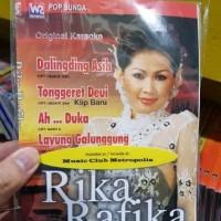 VCD KARAOKE RIKA RAFIKA - POP SUNDA DALINDING ASIH