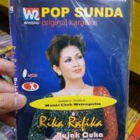 VCD KARAOKE RIKA RAFIKA - POP SUNDA RUJAK CUKA