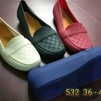 harga Jelly Shoes Bara Bara Sepatu Wanita Vintage Karet Import 532 Tokopedia.com