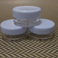 Pot 5gr / 5 gr PS Warna Putih - Natural